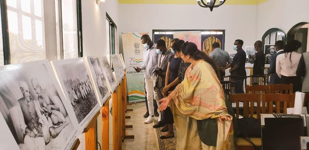 Celebration of 152nd Birth Anniversary of Mahatma Gandhi